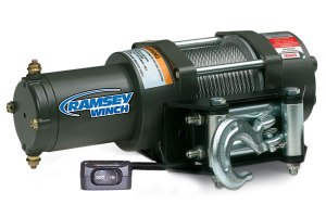 Ramsey 2500lb Atv Winch